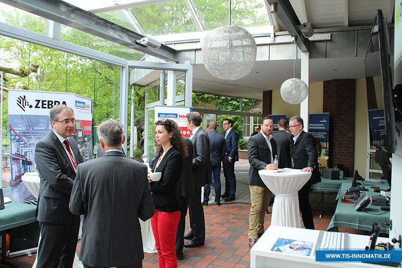 Partnerstände auf der InnoMATIK 2016 | TIS GmbH
