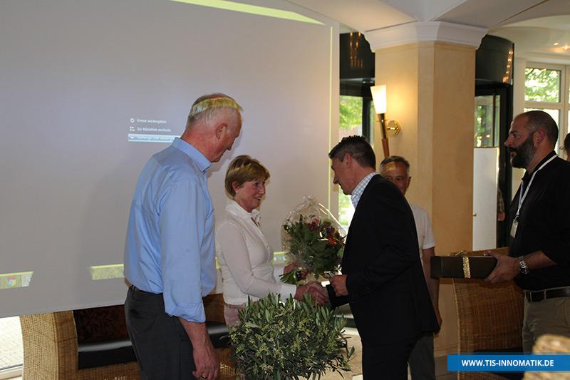 Jubiläumsfeier der TIS GmbH | 30 Jahre TIS